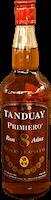 Tanduay primiero 8 year rum 200px