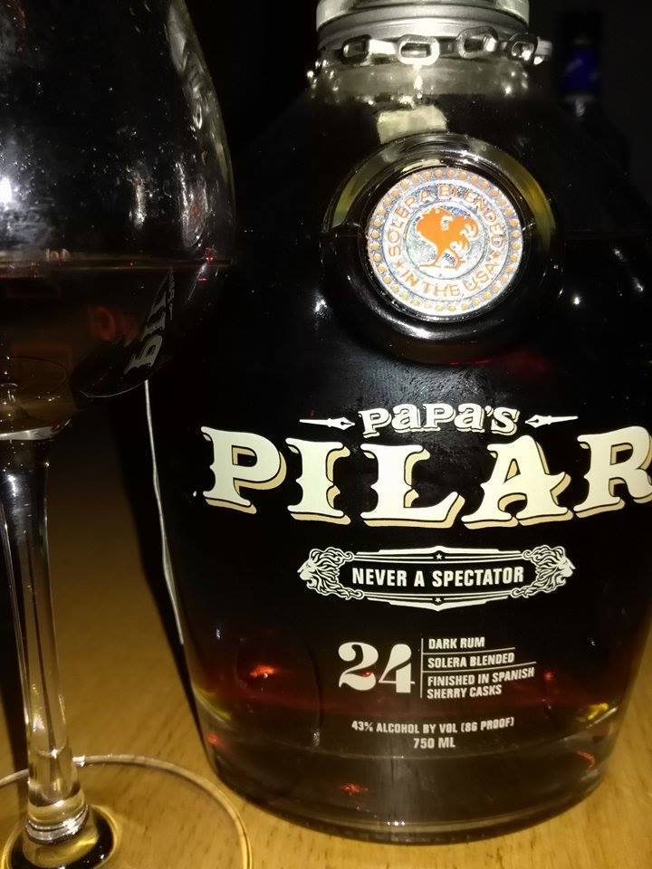 REVIEW – Papa's Pilar Rum : DrinkWire