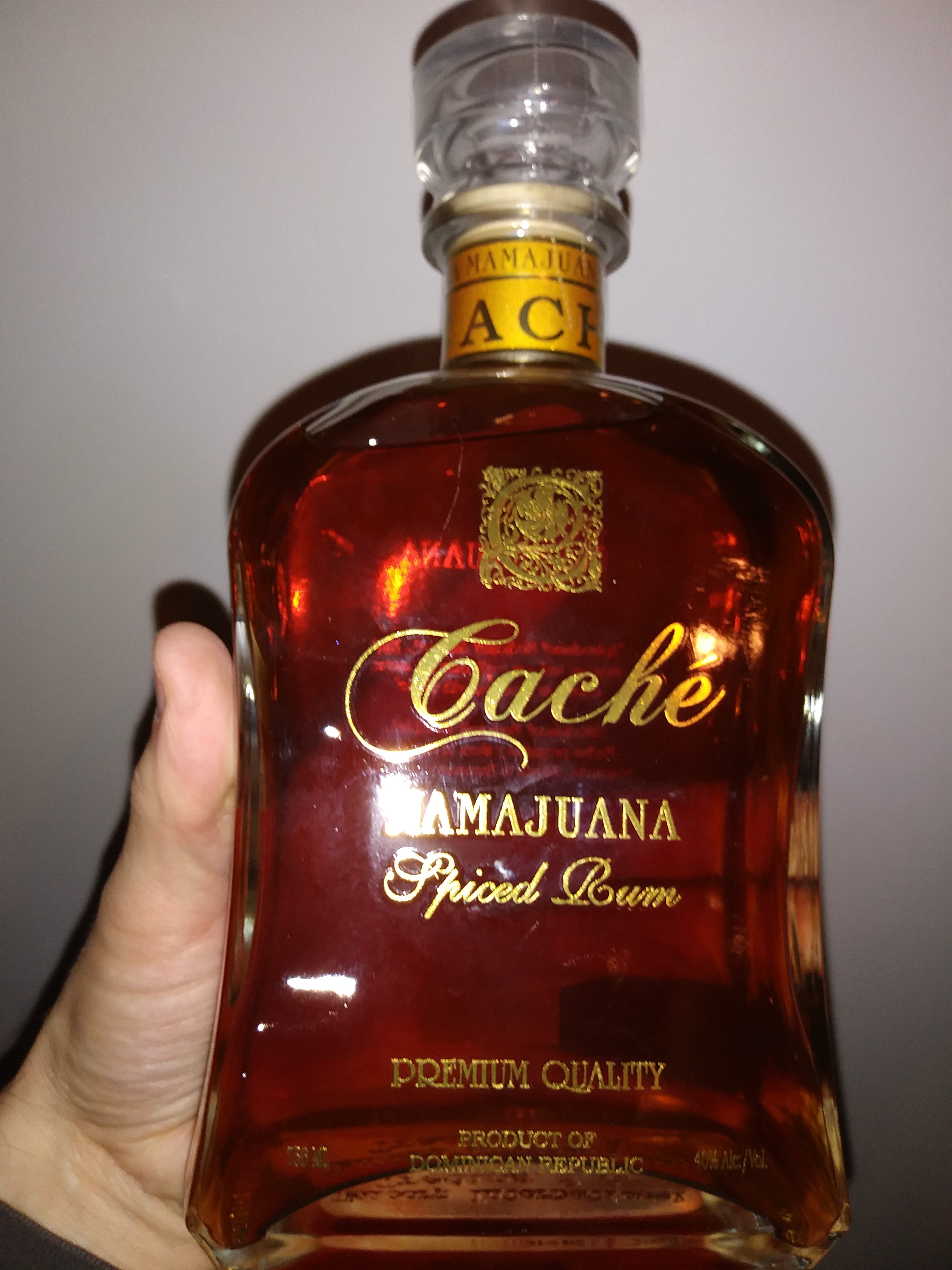 Cache mamajuana spiced rum rum ratings for Best spiced rum drinks
